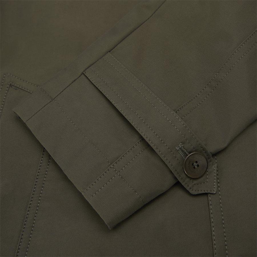 COHEN 001B - jakke - Jakker - Regular fit - DARK OLIVE - 6